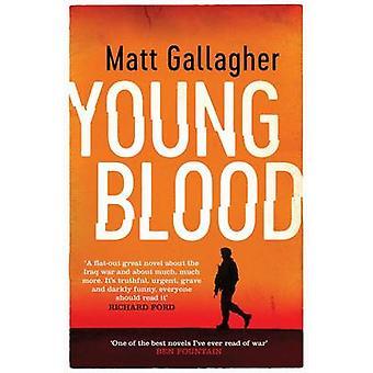 Youngblood por Matt Gallagher - livro 9781471159091
