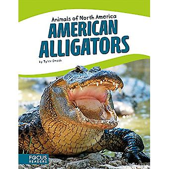 Alligators américains par Tyler Omoth - Book 9781635170832