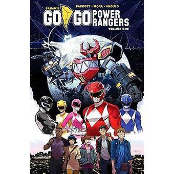 Saban's gå gå Power Rangers Vol. 1 av sabans gå gå Power Rangers Vol