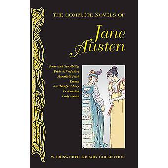 The Complete Novels of Jane Austen by Jane Austen - 9781840225563 Book