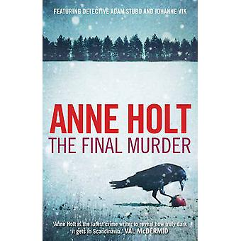 The Final Murder (Main) by Anne Holt - 9781848876149 Book