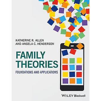 Teorías familiares - fundamentos y aplicaciones de Katherine R. Allen-