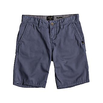 Quiksilver Vintage Indigo Everyday Chino Light Kids Shorts