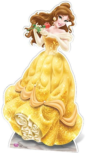 Belle Disney Princess Cardboard Cutout / Standee