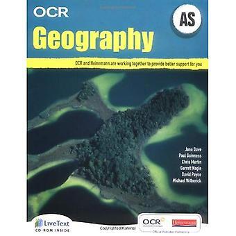 COMME la géographie pour le livre de l'élève OCR avec LiveText