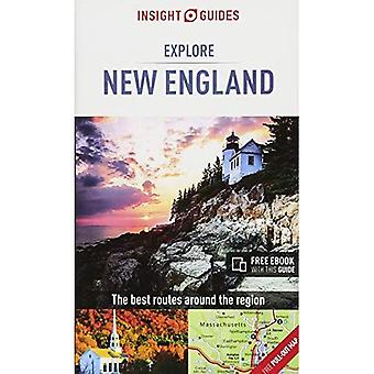 Insight Guides Explore New England