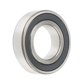 NSK 6008Dduc3 Rubber Sealed Deep Groove Ball Bearing 40X68X15Mm