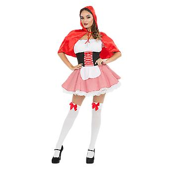 Orion Costumes Womens Sexy Red Riding Hood Fancy Dress Halloween Costume