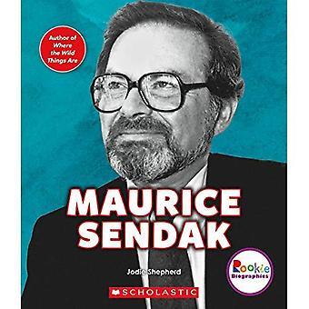 Maurice Sendak: König von die wilden Kerle wohnen (Rookie Biographien (Taschenbuch))