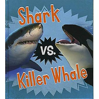 Shark vs. Killer Whale (Read and Learn: Animal Rivals)
