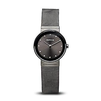 Bering Analog quartz women's watch with stainless steel band 10126-077