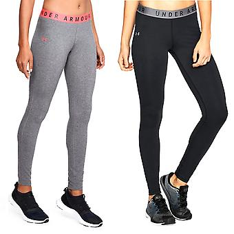 Under Armour Favourite Womens Ladies Legging Running Fitness Tight