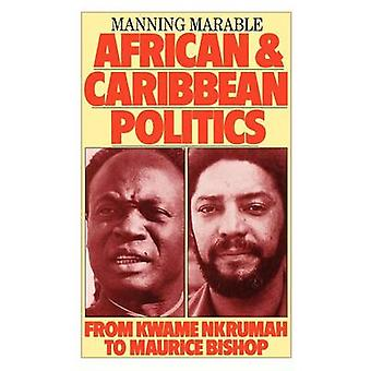 African and Caribean Politics by Marable & Manning