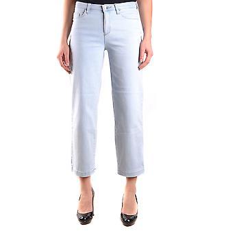 Armani Jeans Light Blue Cotton Jeans
