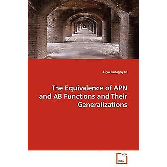 The Equivalence of APN and AB Functions and Their Generalizations by Budaghyan & Lilya