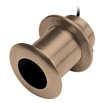 Garmin B75M Bronze 12° Thru-Hull Transducer - 600W, 8-Pin