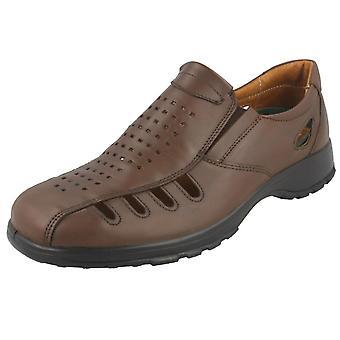 Mens Easy B Extra Wide Slip On Shoes Jordan