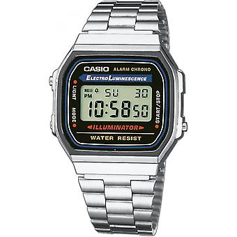 Casio Casio Collection A168WA-1YES - man steel watch