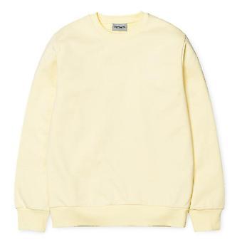 Carhartt WIP Script Embroidered Sweatshirt  Lion