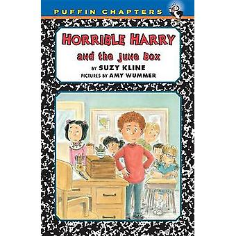 Horrible Harry and the June Box by Suzy Kline - Amy Wummer - 97801424