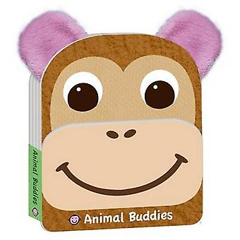 Animal Buddies - Monkey by Roger Priddy - 9780312518530 Book