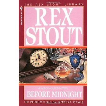 Before Midnight by Rex Stout - 9780553763041 Book