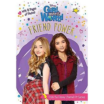 Girl Meets World Friend Power by N/A Various - 9781484767153 Book