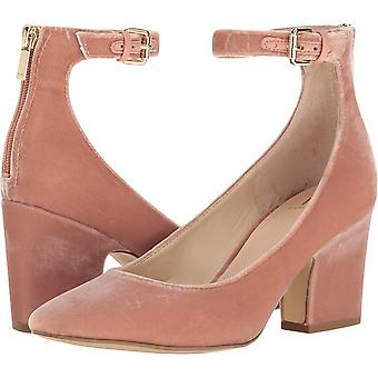 Marc Fisher Womens Anisy2 Fabric Closed Toe Ankle Strap Classic Pumps