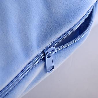Snipe Case Blue Velours for Body pillow Estelle J-shape