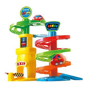 Course de voiture PlayGo