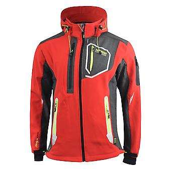 Mens softshell jacket geographical norway toblard