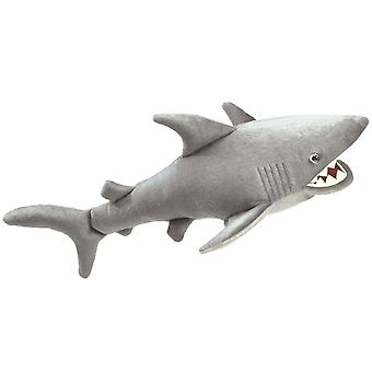 Hand Puppet - Folkmanis - Shark New Animals Soft Doll Plush Toys 2064