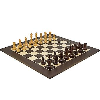 Broadbase Grand Deluxe Rosewood Chess Set