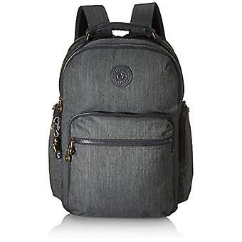 Kipling Peppery - School Backpack - 42 cm - Black Indigo (Black) - KI441273P