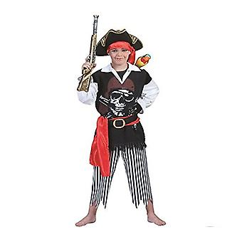 Sailor Boy Children's Costume Pirate Pirate Pirate Prince Skull Costume Kids Carnival Boys