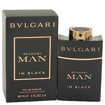 Bvlgari Man In Black by Bvlgari Eau De Parfum Spray 2 oz / 60 ml (Men)
