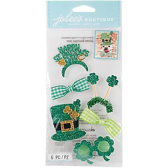 Jolee's Boutique Dimensional Stickers-St. Patrick Day-Dress Up E5050667