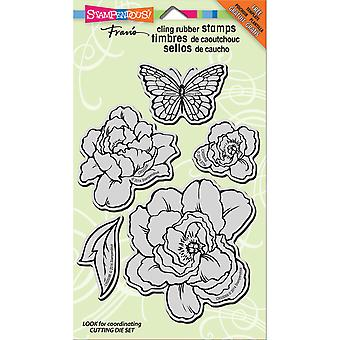 Stampendous Jumbo Cling stempel 7