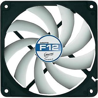 PC fan Arctic F12 Black (W x H x D) 120 x 120 x 25 mm