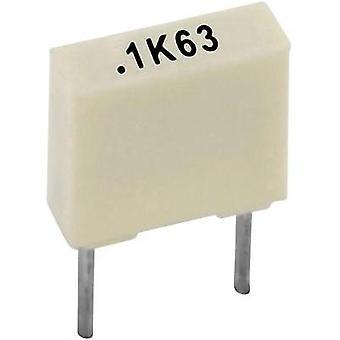 PET capacitor Radial lead 47 nF 100 V 10 % 5 mm (L x W x H) 7.2 x 2.5 x 6.5 Kemet R82EC2470AA60K+ 1 pc(s)