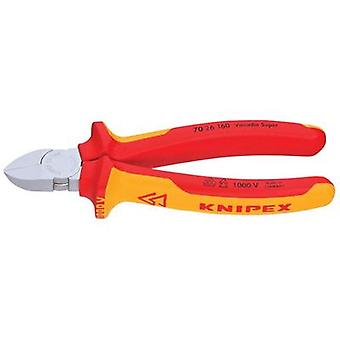 VDE Side cutter non-flush type 160 mm Knipex 70 26 160