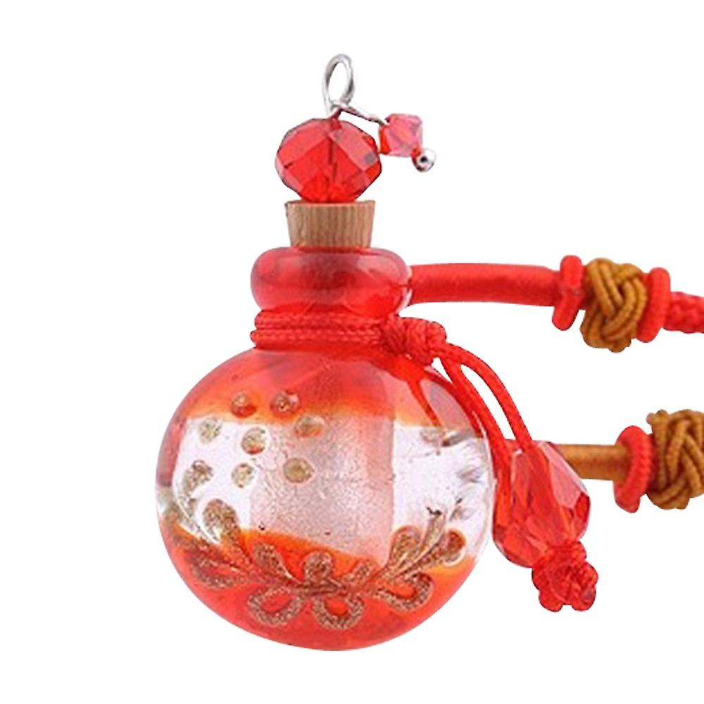 Necklace with mini perfume bottle GB0105