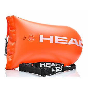 Head Swimming Safety Buoy - Orange