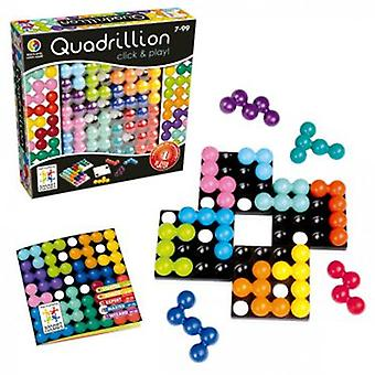 Smart Games Quadrillion (Enfants , Jouets , Jeux De Table , Questions Et Ingeniosite)