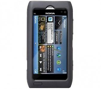 Case-mate silicone case cover for Nokia N8 black