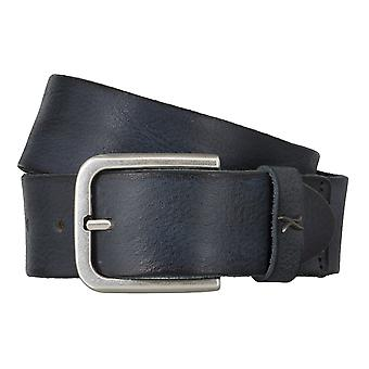 BRAX belts men's belts leather belt blue 4680