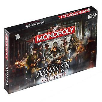 Assassins Creed Syndicate edycji Monopoly
