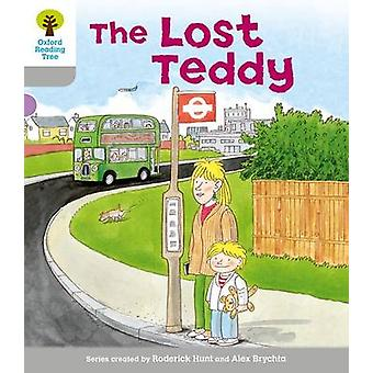 Oxford Reading Tree Level 1 Wordless Stories A Lost Teddy by Roderick Hunt & Thelma Page