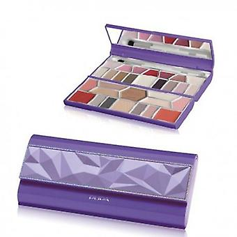 Pupa Crystal Palette Small Viola / Lilla (Woman , Makeup , Makeup palettes)