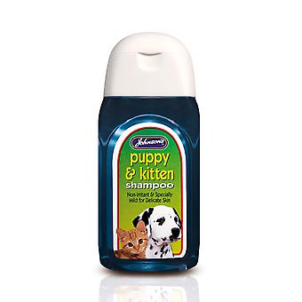 Jvp Puppy & Kitten Shampoo 125ml (Pack of 6)